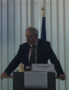 Pierre Mohnen, scientific coordinator of I3U